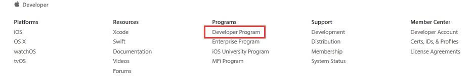 苹果开发者账号申请流程 第29张