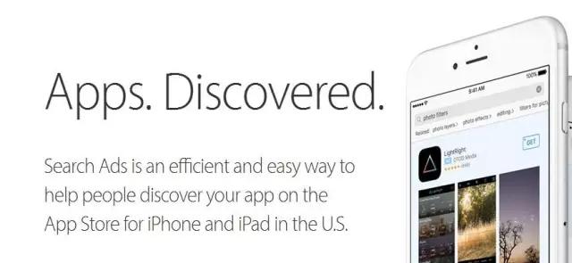 苹果搜索竞价广告(美国区)正式上线! 第5张