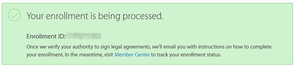 苹果开发者账号申请流程 第24张