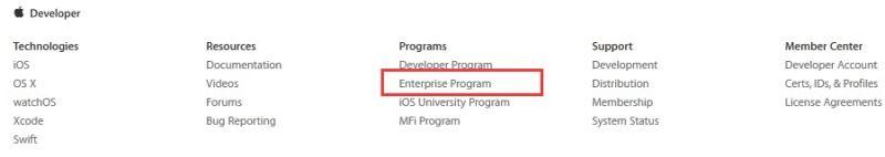 苹果开发者账号申请流程 第2张