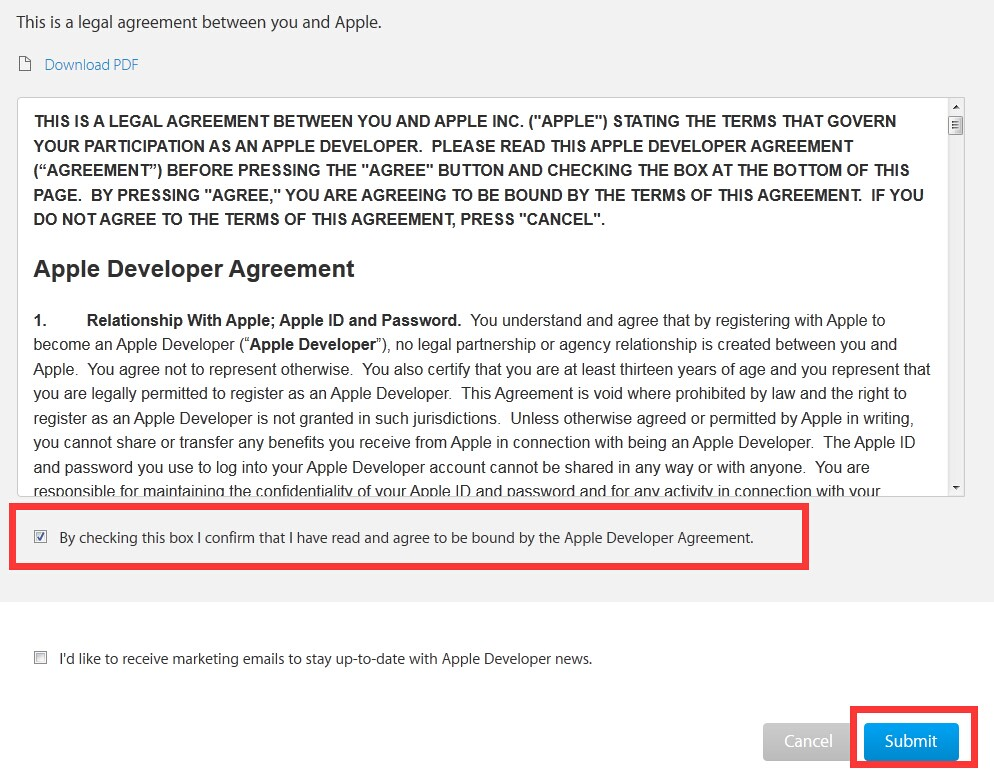 苹果开发者账号申请流程 第10张