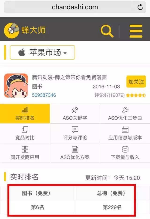 薛之谦x腾讯动漫,谈谈H5营销对APP推广的意义! 第4张