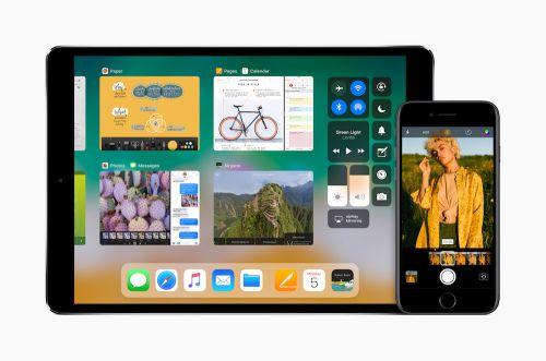 苹果更新IOS11更新 第1张