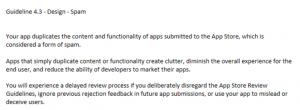 苹果新增处罚方式,大量被拒 App 审核周期延长一周以上 第1张
