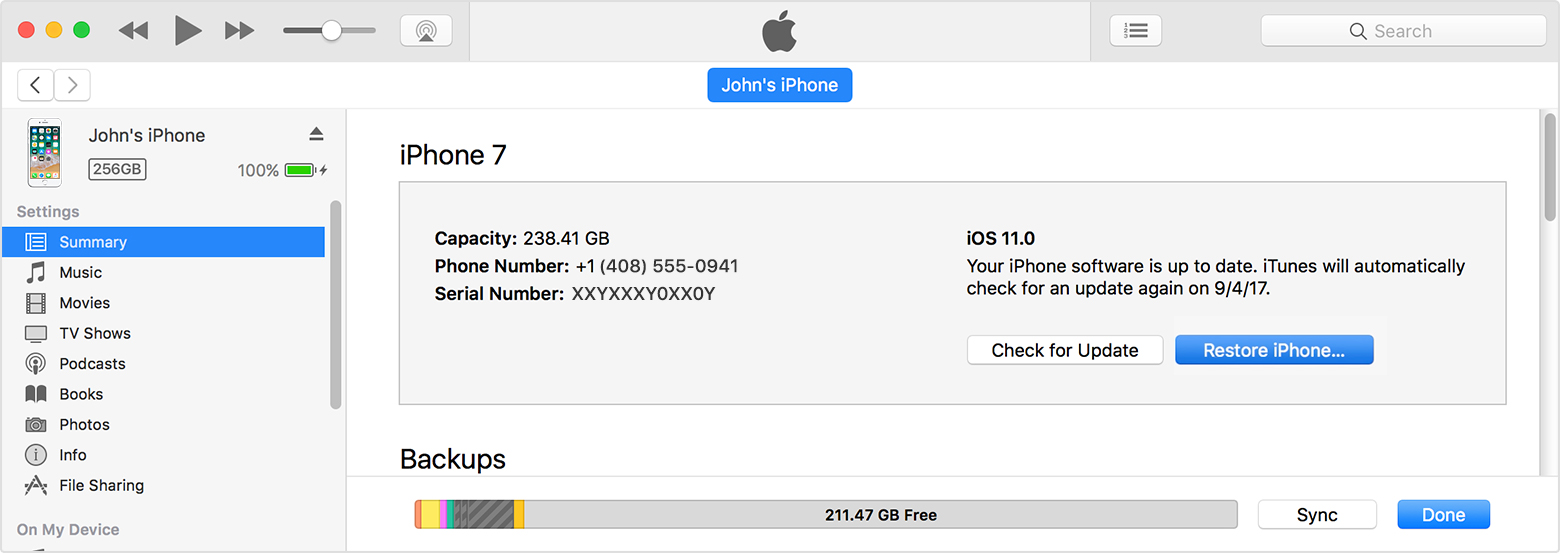 iPhone、iPad 或 iPod touch 密码忘了,或设备已停用怎么办 第3张